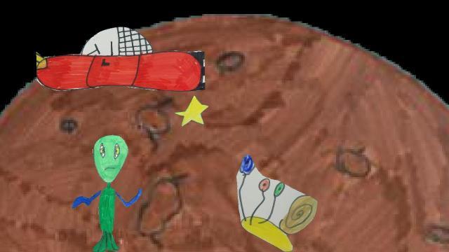 Der Brenende Planet