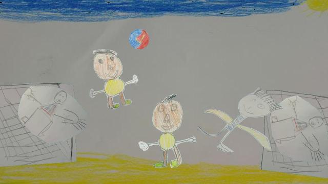 Die talentierten Kinder