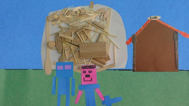 Der Banküberfall - Minecraft Pocket Edition