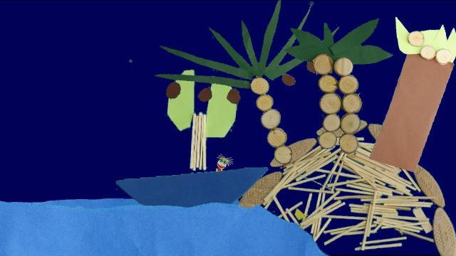 Party unter Wasser