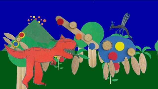 Aussterben der Dinosaurier - Extinction of Dinosaurs