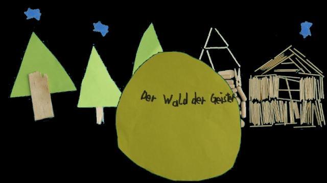 Der Wald der Geister