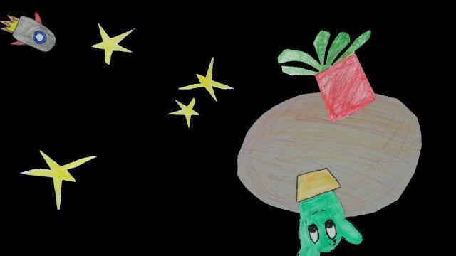 Der neue Planet und die giftige Pflanze