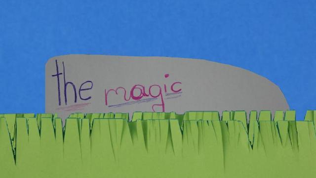 The Magic Unicorn