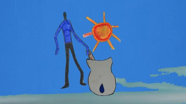 Sonnensuppe