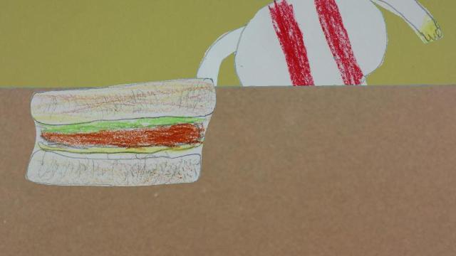 Der Burger-Alptraum