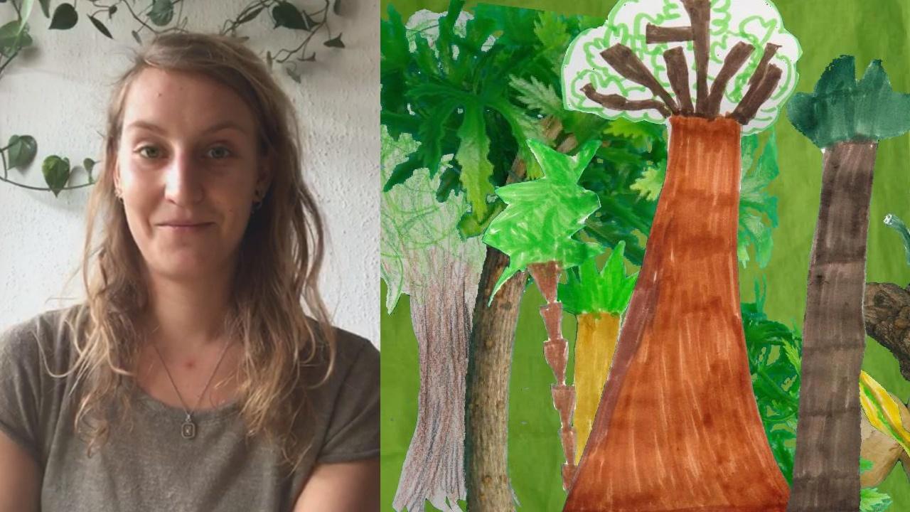 Die Rettung des Urwaldes präsentiert von Julia Jandl