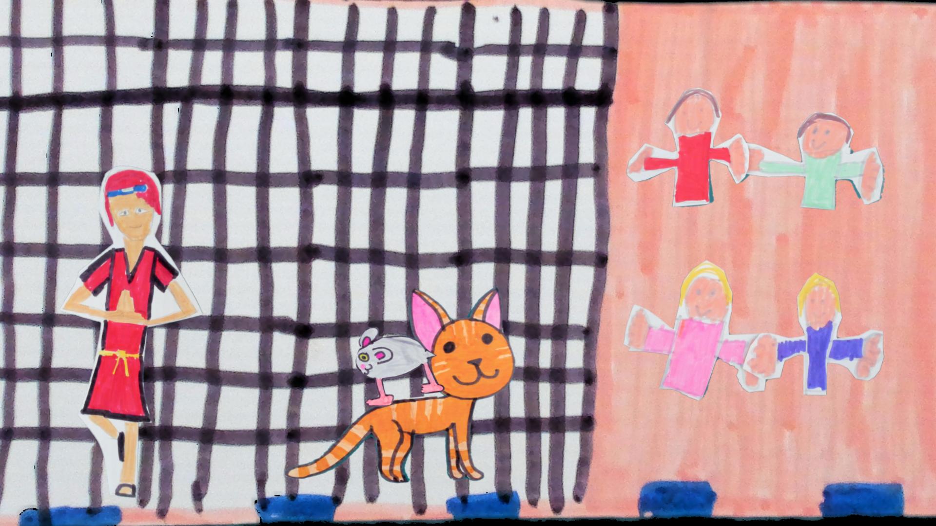 Katze vs. Hamster - Der Film